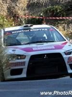 1ο Ράλλυ Sprint Αιγίου 2010